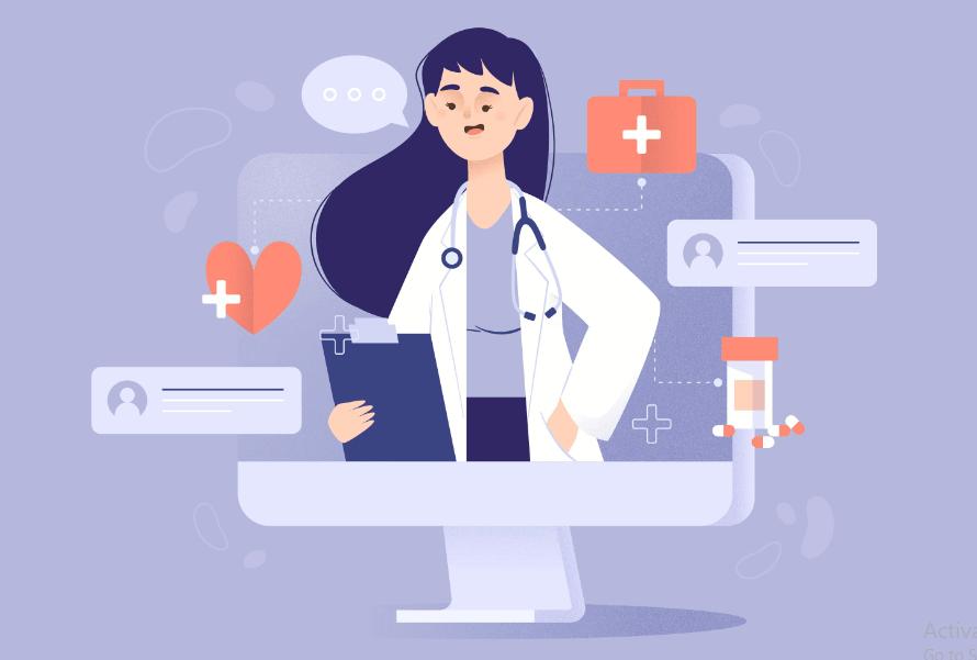 Healthcare Portal Development Company, Doctor consultation app development services