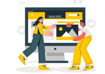 Blog Development Company