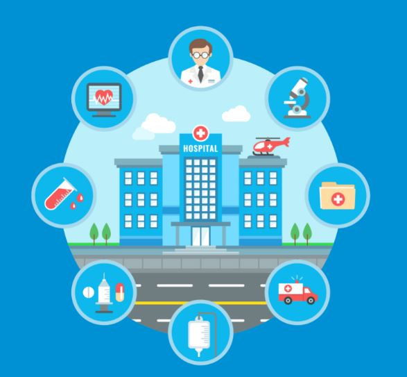Hospital ERP Management Software