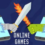 Mobile gaming app service